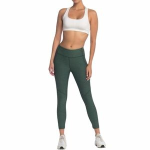 Outdoor Voices 7/8 Warmup Leggings Green